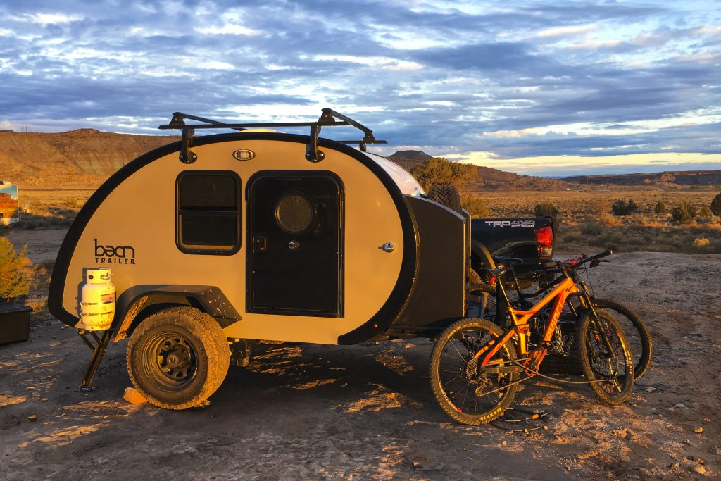 Escape the Weather with Bean Trailer   Bean Trailer
