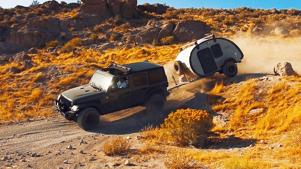 Off Road Trailers Made in Salt Lake City   Bean Trailer