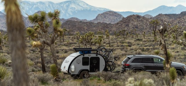 Bean Trailer's Most Popular Teardrop Trailer
