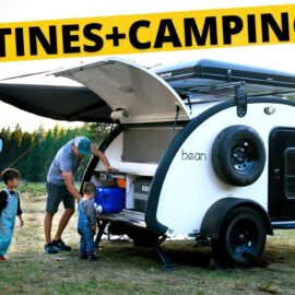 10 Ways to Help Relax when Camping with Bean Trailer